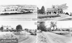 Uley, Composite c.1955