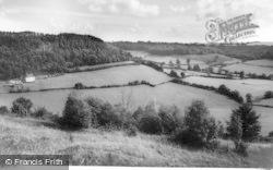 Uley, From Uley Bury c.1955