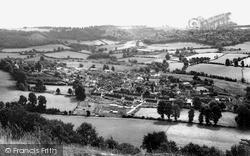 Uley, From Uley Bury c.1965