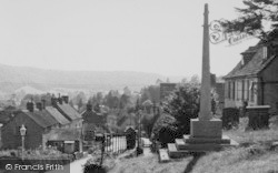 Uley, Memorial c.1960