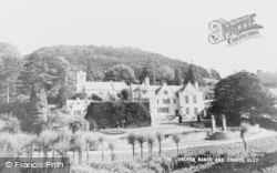 Uley, Owlpen Manor And Church c.1955