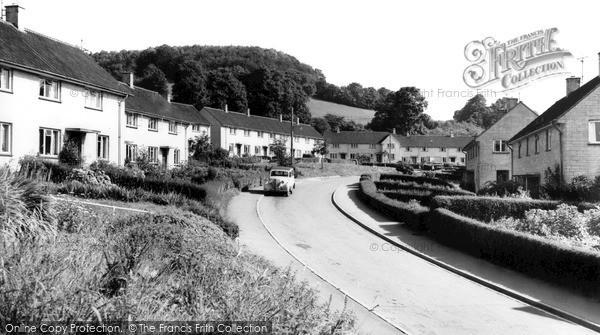 Photo of Uley, Raglan Way c1960