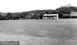 Uley, The Playing Fields c.1960