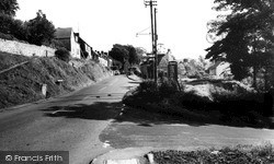 Uley, The Street c.1960