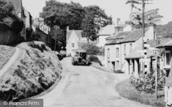 Uley, The Village c.1960