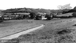 Uley, View From Lampern Hill c.1960