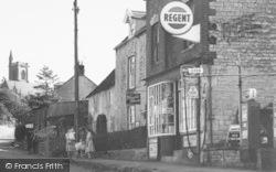 Uley, Village Shop c.1960
