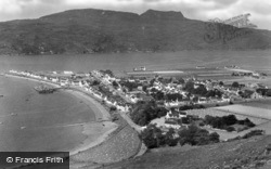 General View And Beinn Ghobhlach c.1939, Ullapool