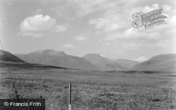 On Route To The Town c.1963, Ullapool