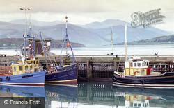 Pier And Loch Broom 1984, Ullapool