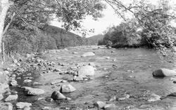 River Broom c.1963, Ullapool