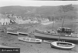 The Shore Front c.1964, Ullapool