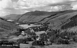 The Valley Of The Broom c.1939, Ullapool