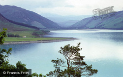 View To South Up Loch Broom 1984, Ullapool
