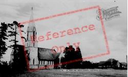 St Mary The Virgin Church c.1965, Ullenhall