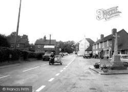 Ullenhall, The Village c.1955