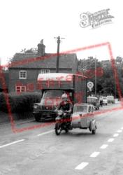 Village Traffic c.1955, Ullenhall
