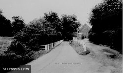 Watery Lane c.1955, Ullenhall