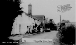 Watery Lane c.1965, Ullenhall