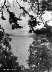 From Glencoyne Woods c.1925, Ullswater