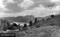 Ullswater, From Gowbarrow c.1925