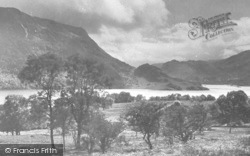 From Gowbarrow c.1925, Ullswater