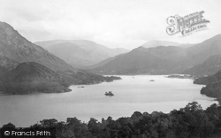 From Gowbarrow Park 1892, Ullswater