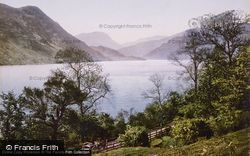 Ullswater, From Gowbarrow Park c.1877