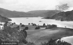 Ullswater, From Patterdale Hall Grounds 1892