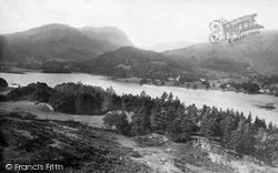 From Place Fell 1892, Ullswater