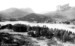 Ullswater, From Place Fell 1892