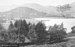 Ullswater, Head Of The Lake c.1876