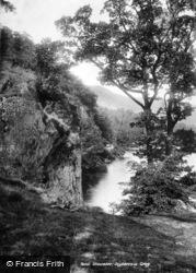 Ullswater, Stybarrow Crag 1892