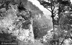 Stybarrow Crag c.1877, Ullswater