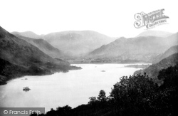 View From Gowbarrow 1892, Ullswater