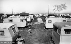 Ulrome, Beachbank c.1955
