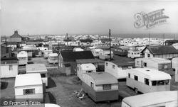 Ulrome, Caravans And Bungalows c.1960
