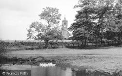 Ulrome, Church c.1960