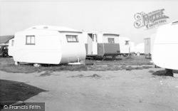 Ulrome, Galleon And Beachbank Caravan Centre c.1955
