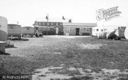 Ulrome, Galleon Caravans c.1955