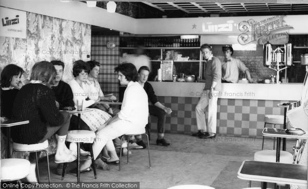 Ulrome Linzi Coffee Bar C 1960 Francis Frith