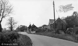 Ulrome, Main Street c.1955