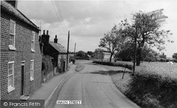 Ulrome, Main Street c.1960