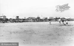 Ulrome, The Beach c.1960