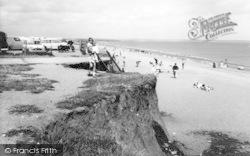 Ulrome, The Beach c.1965