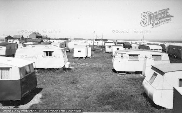 Photo of Ulrome, The Camp c.1955