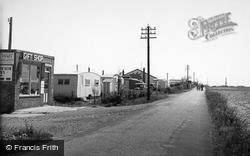 Ulrome, The Gift Shop c.1955