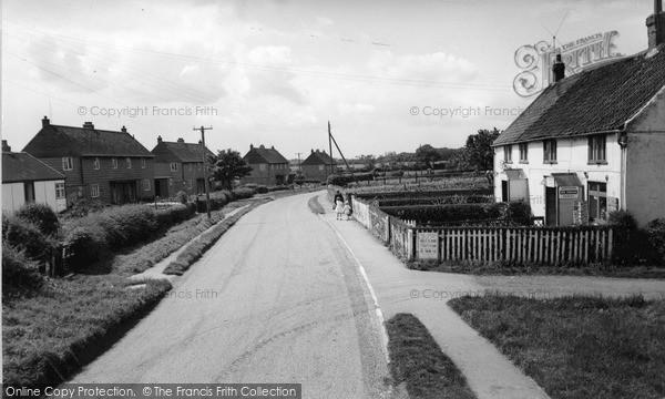 Photo of Ulrome, the Village c1960