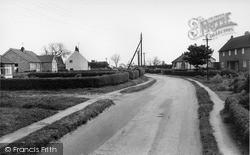 Ulrome, The Village c.1965