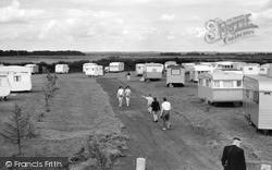 Ulrome, Top View Trailer Park c.1960